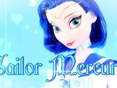 Custom Doll: Sailor Mercury - Doll Crafts