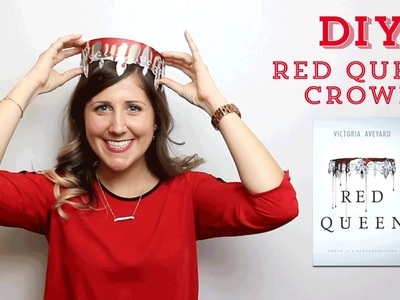 DIY: How To Make a Crown from Red Queen