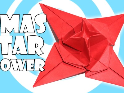 DIY: Origami Christmas Star Flower Tutorial (Origamite)