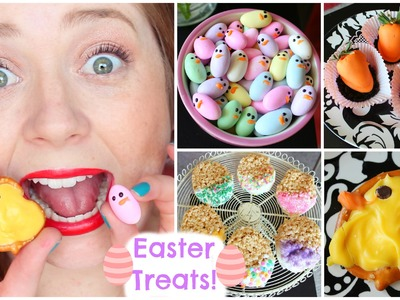 Easy DIY Easter Treats!