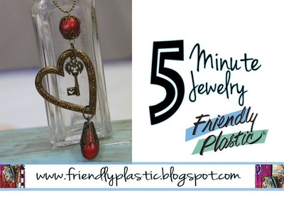 Fast and Furious 5 MINUTE Beads with Friendly Plastic