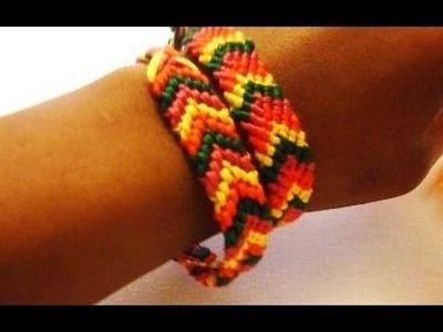 Friendship bracelets. How to Make DIY friendship Bracelets