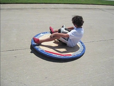 Hovercraft Take Two! DIY Baby that is what it is all about and duct tape.