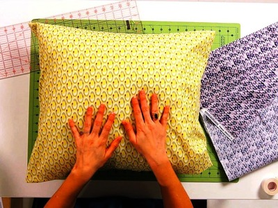 How to Pick Fabric & Form for Pillow | No-Sew Crafts