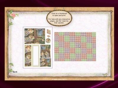 Joanna Sheen -- Hollypond Hill Papercraft CDROM
