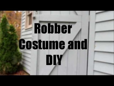 Last Minute | Halloween DIY and Costume | 2013