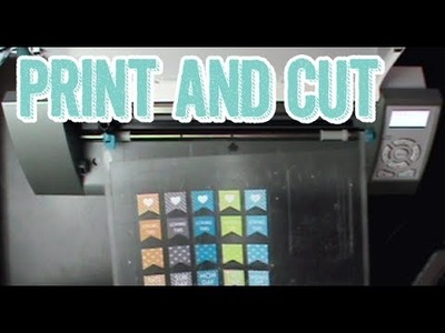 SP Episode 369: Silhouette Cameo Print & Cut Feature How To Tutorial