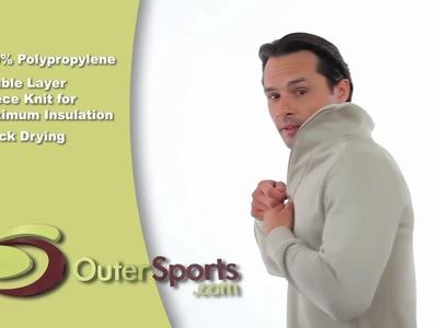 Thermal Underwear-polypropylene fleece thermal underwear