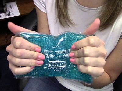 1001 Ways to use GNP Custom Branded Therma Beads Hot. Cold Pack