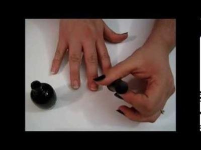 ASMR Painting My Nails (no talking)