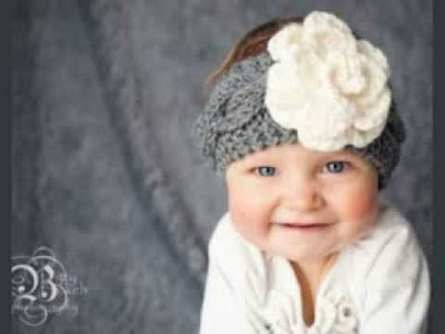 Baby Knit Headband Pattern Free