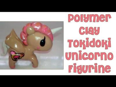 Craft Update: Handmade Tokidoki Donutella Unicorno Figurine.