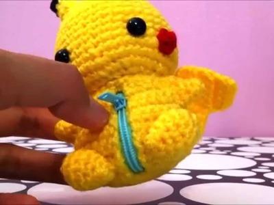 Crochet Update #1 -- Pikachu