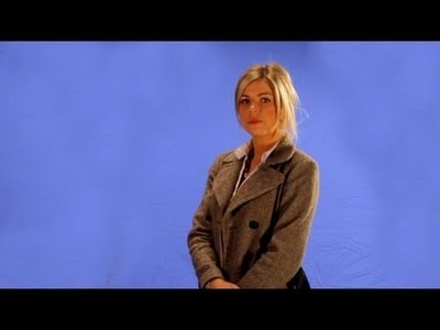 DIY Blue Screen. Green Screen & Lighting - Filmmaking Tutorial 9