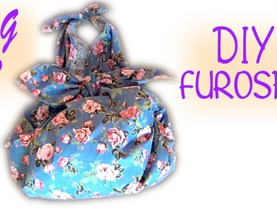 * DIY * FUROSHIKI Bag Making Series - Day 3