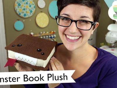 DIY Monster Book of Monsters Plush (Collab with sealemondiy)