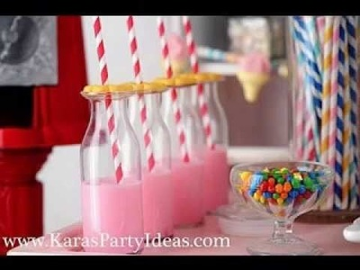 DIY sweet 16 birthday party decorating ideas