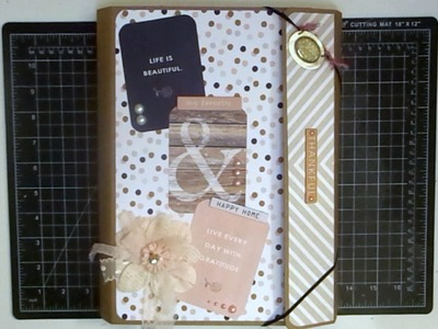Greeting Card Organizer Scrapbooking With Me Guest Designer Project Part 4of 5