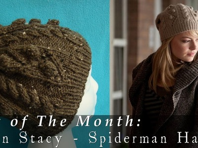 Hat of The Month  |  November 2013  |  Gwen Stacy