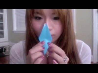 How to make Origami Lily Part ✿1
