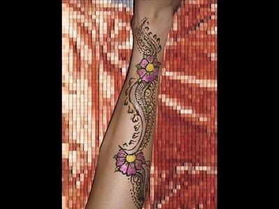Latest Mehndi designs 2011(www.sanefashion.com).wmv