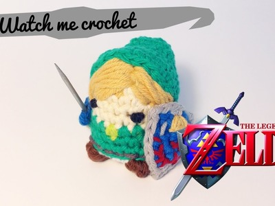 Link from The Legend of Zelda - Watch me Crochet