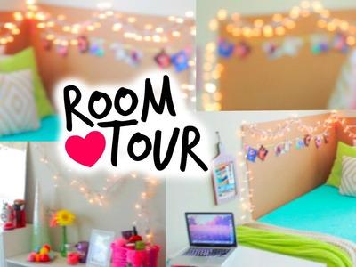 Room Tour! ❤︎ Spring 2015