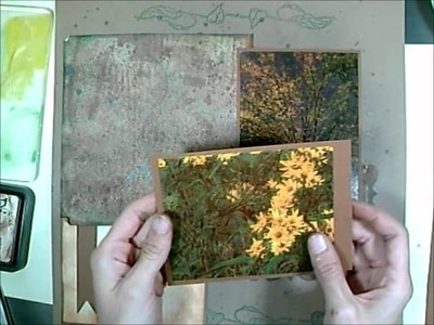 Scrapbooking with Judy Ann - Fall 12x12 Layout