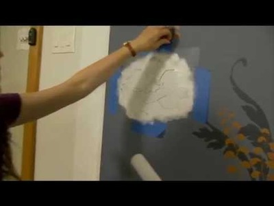 Stencils: Paint your own Wallpaper with Stencils by Cutting Edge Stencils. DIY wall decor.