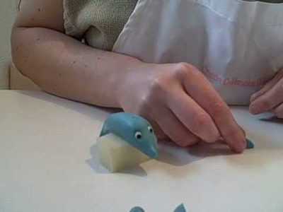 Sugarcraft Step-by-step: Jumping Dolphin Part 2