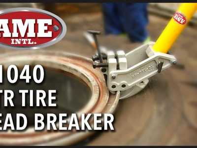11040 OTR (TO 100) Tire Bead Breaker from AME International