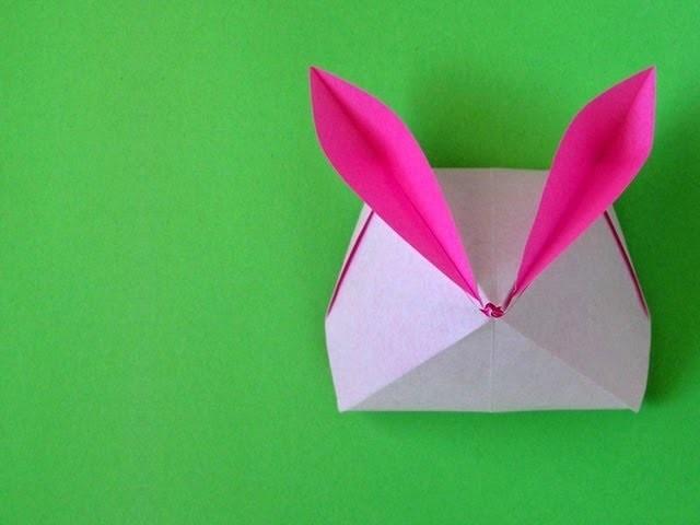Bunny Container -Caja conejo