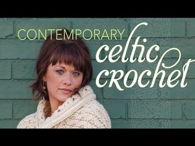 Contemporary Celtic Crochet by Bonnie Barker