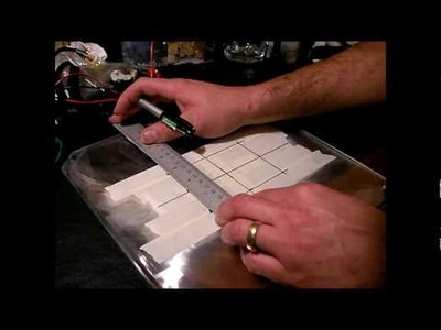 DIY LED Projector (13) The fresnel lens