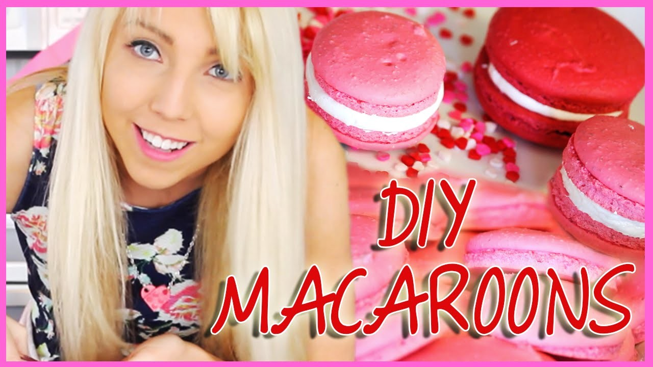 DIY Macaroons with BananaJamana!