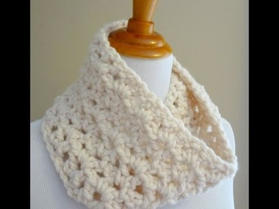 Episode 106: How To Crochet the Meringue Cowl