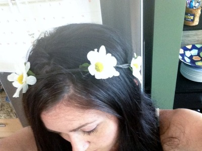 Flower Crown Tutorial: Learn How to Make a Flower Crown