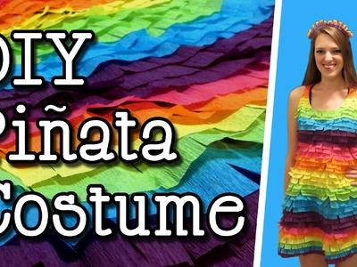 Halloween DIY: Homemade Pinata Costume