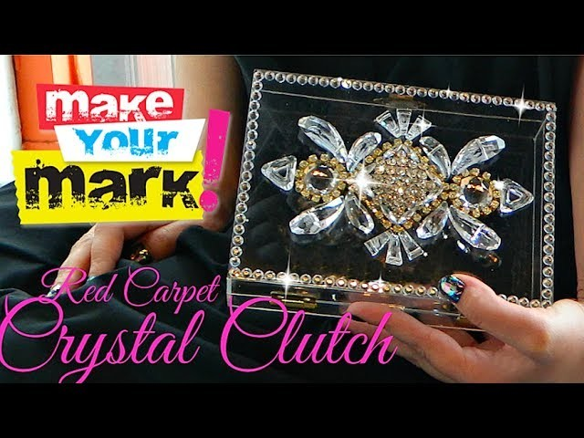How to: Crystal Clutch DIY
