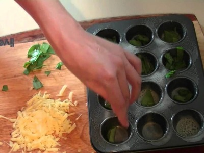 How to make Frittata Recipe Part 2 of 2 Gluten Free
