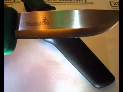 Hultafors GK Knife Review - Alpha Bush Craft Shop UK