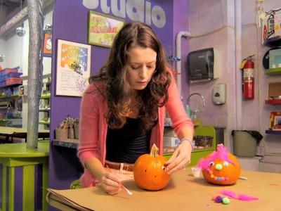 Pumpkin Preschool Class Ideas : Crafts for Kids