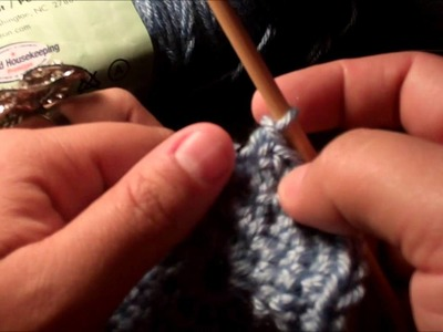 Tutorial How to crochet a basic single crochet beanie.