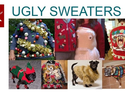 Which one is the Ugliest, Ugly Christmas Sweater?