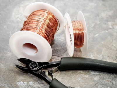 Wire Wrapping Tutorial: Types of Weaves
