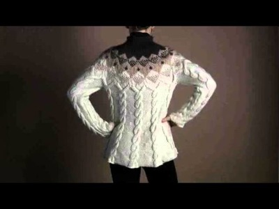 #10 Nordic Tradition Pullover, Vogue Knitting Fall 2008