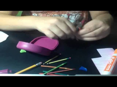 Ag crafts series: DIY: pencil case