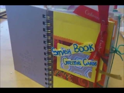 Crafts For Beginners: My First Smash Book