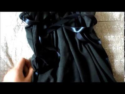 DIY Gamora Costume (GotG)