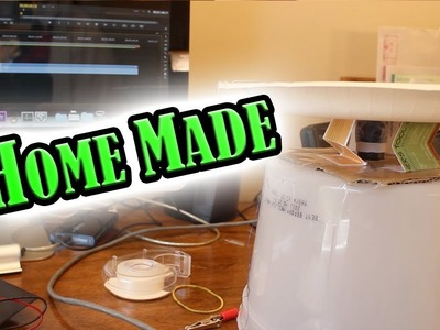 DIY - How to Make a Homemade Speaker